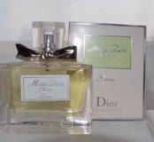 🌿🍋Miss Dior Cherie L'Eau