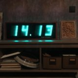 Часы Электроника 7 (70 см)