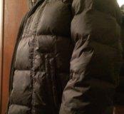 Куртка мужская пуховик
