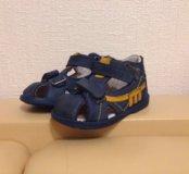 Сандалии ортопедические кожаные Dandino (дандино)