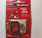 Карта памяти Micro SD 64 Гб