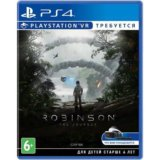 Игра для PS4 PS VR Robinson The Journey