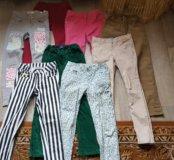 Различные штанишки на 128