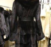 НОРКОВАЯ шуба платье идеал