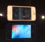 iPhone 4s 2 📱 White 64gb Black 16gb