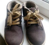 Зимние ботиночки на 30р
