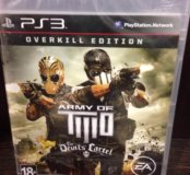 Army of Two The Deuils Cartel Overkill Edition