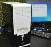 ПК Видеокарта на 4gb 4 ядра 4gb DDR3 - для дизайна