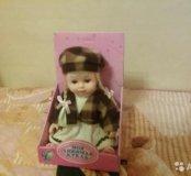 Новая музыкальная кукла,25см