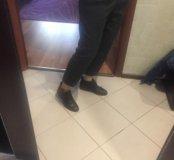 Укорочённые брюки Италия 44-46