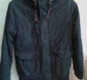 Куртка на мальчика почти новая, рост 170-176
