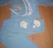 Мягкий костюмчик для малыша