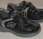 Новые ботинки Miss Blumarine, размер 24 и 25
