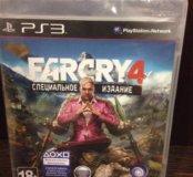 Farcry 4 Специальное Издание PS3