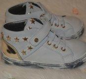 Кеды кроссовки ботинки Naturino
