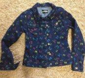 Джинсовая куртка Acoola на р. 152см