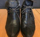 Ботинки сапожки сапоги женские carnaby