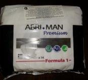 Прокладки мужские 3 упаковки abri man