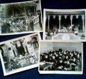 Фотографии 1939-1950 х годов