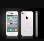 Айфон 4 s.