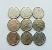 Монеты 2 марки 3-й Рейх 1938, серебро