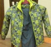 Комплект весенней одежды куртка и штаны