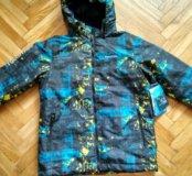 Новая куртка 134