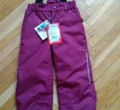 Новые брюки 98 reima