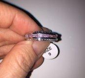 Кольцо Виктория 19 размер