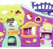 Домик для петшопов Littlest petshop Hasbro