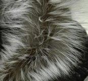Пальто р.44 пух-перо