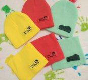 Комплекты на весну шапка+снуд