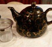 Заварочный чайник новый