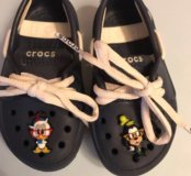 Crocs мокасины