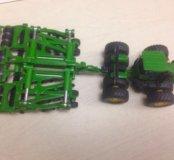 Трактор John Deere 9630 оригинал