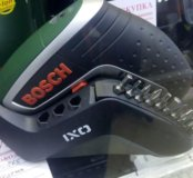Шурупаверт Bosch ixo