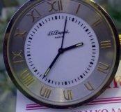 Часы настольные Dupont