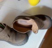 Ботинки детские р31 (кожа!)