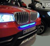 Электромобиль BMW 2хмест с пультом управления