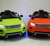 Range Rover электромобиль
