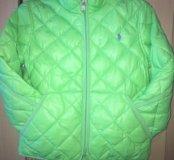 Куртка Ralf Lauren весна на 6 лет