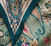 Гофрированный платок 80×80