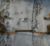 Стабилизатор задний на мост Ваз 2101-07