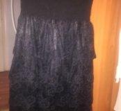 Платье. Состояние нового