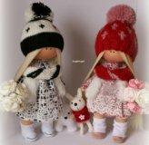 Интерьерные куколки.