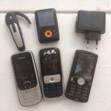 Зарядки телефоны плеер