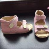 Новые сандалии для девочки ортопедические