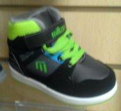 Деимисезонные ботинки 25592