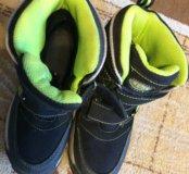 Ботинки димнесезонные
