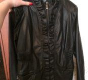 Куртка иск.кожа 48-50 р-р